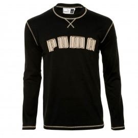 Tee-shirt Puma - Noir