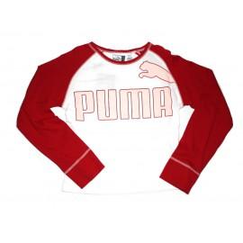Tee-shirt Puma - Rose