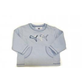 Sweat Puma - Bleu Ciel