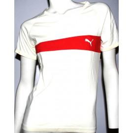 Tee-shirt Puma - Rouge
