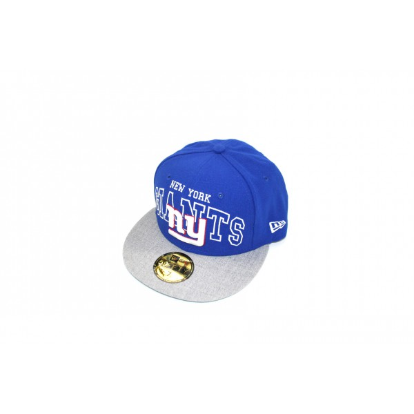 Casquette New Era 59FIFTY New York Giants - Gris