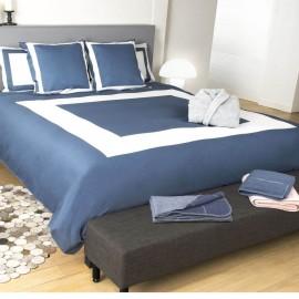 Parure de lit Airness - Buteur Bleu - 140 x 200