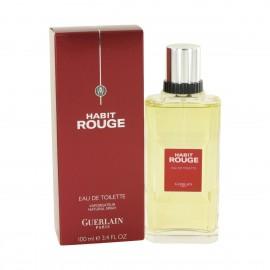 Guerlain pour homme - Eau de toilette Habit Rouge - 200 ml