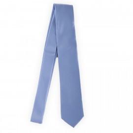 Cravate Manoukian - Bleu