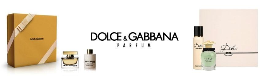 VENTE PARFUMERIE DOLCE & GABBANA
